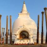 sunset-at-thuparamaya-dagoba-anuradhapura