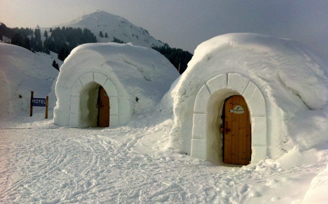 Site de rencontre igloo